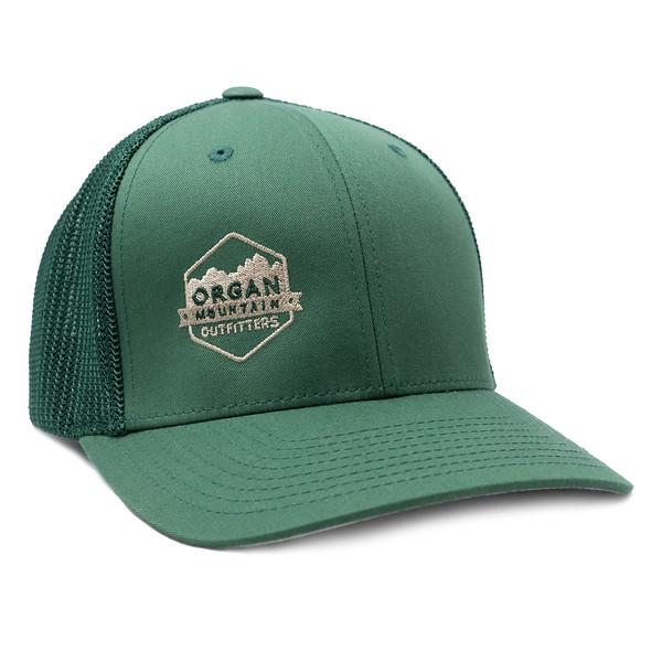 Organ Mountain Outfitters - Outdoor Apparel - Hat - OMO Flexfit Mesh Cap - Evergreen.jpg