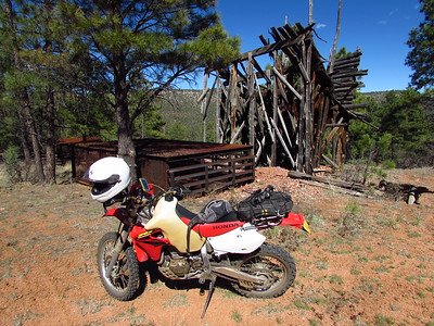 Zuni Mtns. - Oso Ridge-Quartz Hill Areas DS Ride  5-22-17