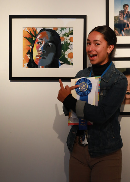 2019 Woman's Club Annual Student Art Contest