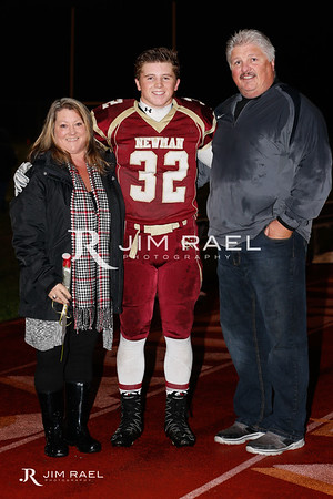 Varsity Football |Santa Rosa| Senior Night