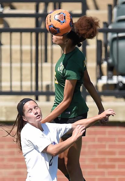 Belhaven University women's soccer vs. Mary Hardin -  September 30, 2017