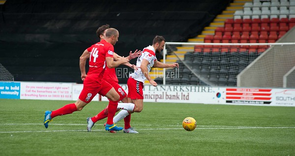 Airdrieonians v Montrose 11 8 18