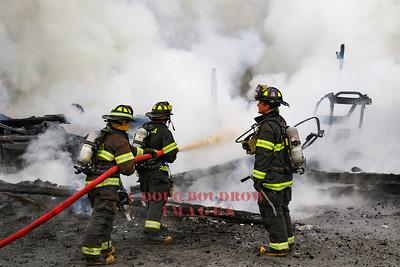 Chelmsford, MA - 3rd Alarm, 51 Clinton Ave, 11-2-18