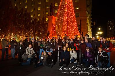 Photowalking Utah Christmas 2010