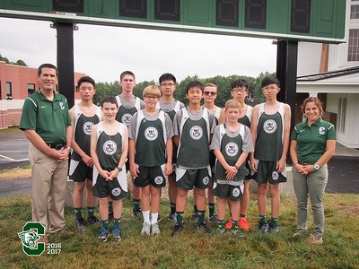 Varsity Cross-Country