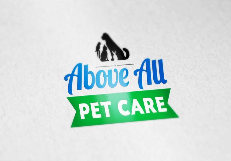 AboveAllPetCare.com | 'Total Package Business-in-a-Box' Branding, Website & Social Media