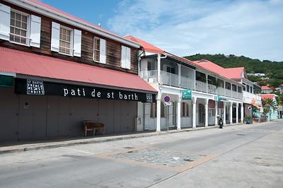 Saint Barthélemy 2013