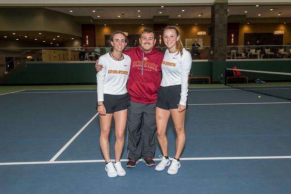 ISU Tennis vs Texas 04/12/19