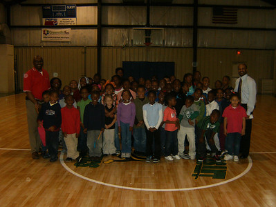 2012 Greenville (S.C.) Alumni Supports Local Community Center