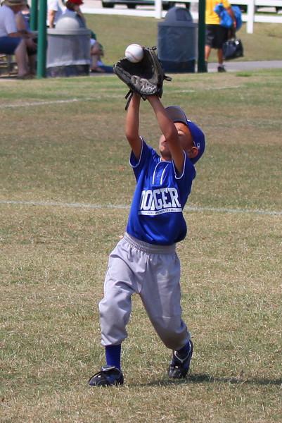2011 Dodgers Tee-Ball