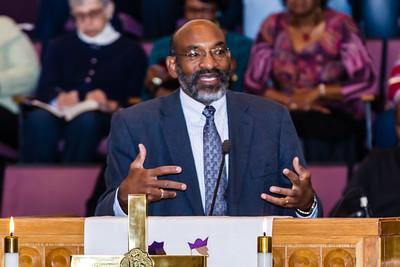 Rev. Dr. Thomas Spann, Sr.