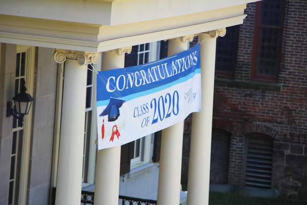 Class of 2020 - Commencement - July 25, 2020
