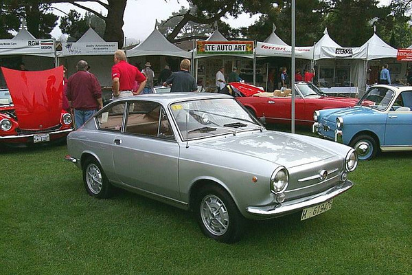 My Seat 850 Coupe