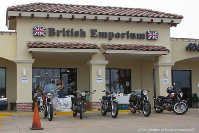 British Emporium Spring Car Show 2007