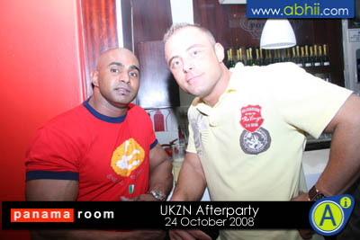 Panama Room - 24th October 2008