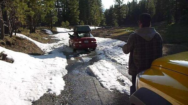Lake Davis, May 6-8 2010