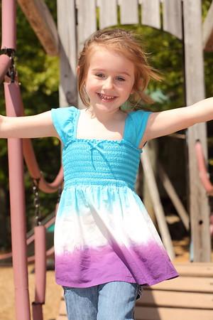 Danica age 4
