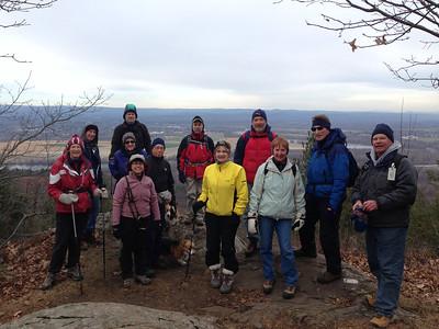 November  22 Saturday Hike