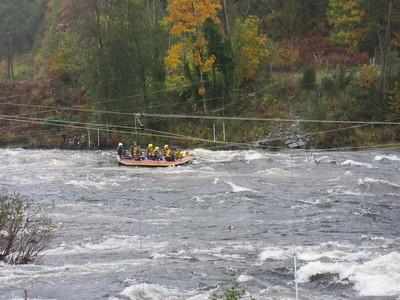 Rafting - October 2018