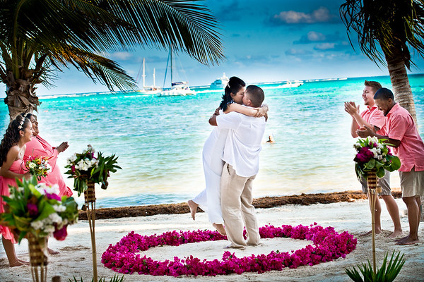 Darla & Kerry - Wedding - Belize - 28th of March 2017