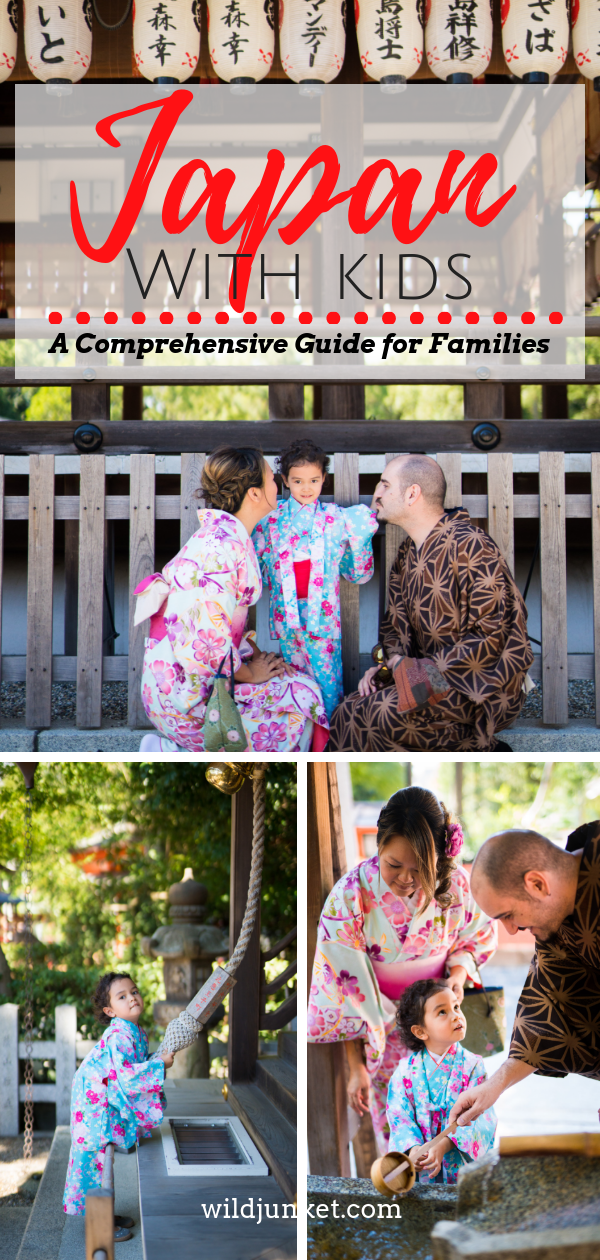 Traveling Japan with Kids: A Travel Blogger's Guide -- WildJunket Travel Blog