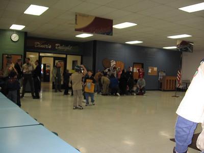 2005-1-27 Cub Scout Demo