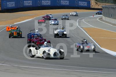Group 5B 2014 Rolex Monterey Motorsport Reunion Race