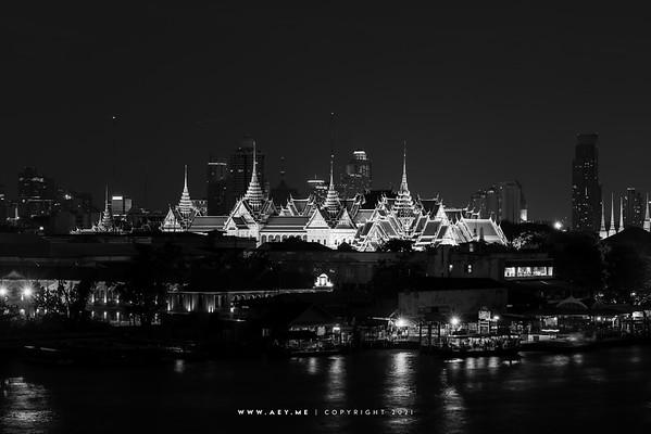 Bangkok in Black & White
