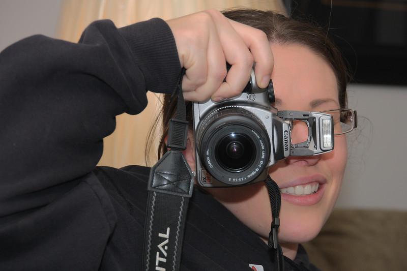 Nicole the Photographer