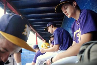 North henderson at West Henderson Summer Baseball