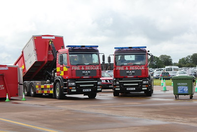 Domestic Fire Engines