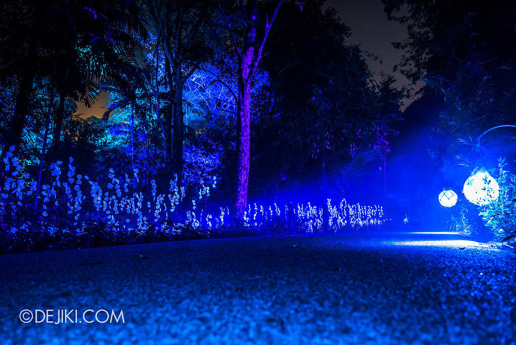 Singapore Zoo Rainforest Lumina - Shimmering Islands 2