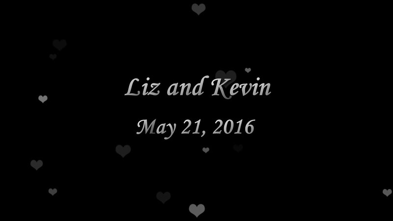 Liz and Kevin Wedding Slideshow