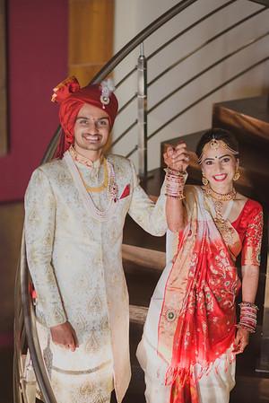 Prashansa & Anish