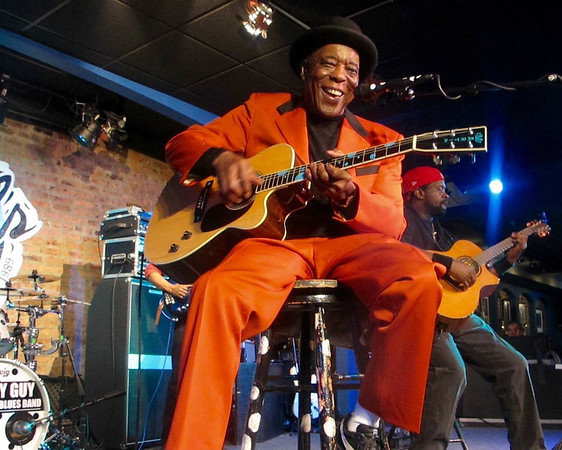 Buddy Guy Chicago January 2015