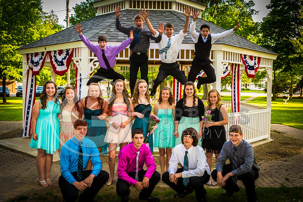Fort LeBoeuf  8th Grade Dance 2014