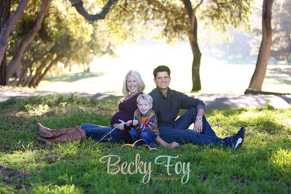 Miller Family-Nov 2014