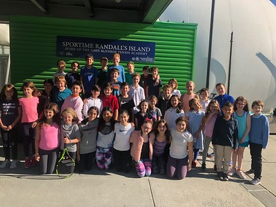 MMS Tennis After-School Club Fall 2019