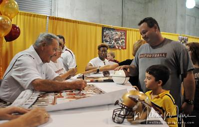 FSU Fan Day 2009