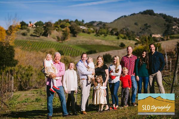 Lowe Family Portraits ~ Christmas '18