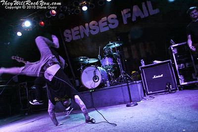 Senses Fail<br>October 20, 2010<br>Webster Theater - Hartford, CT<br>Photos by: Diana Guay