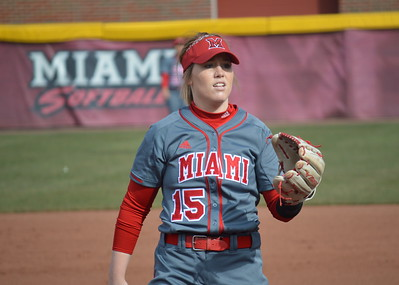 Miami Softball vs W. Illinois