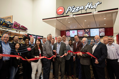 New Pizza Hut Kiosk at Super 1 Foods by Sarah A. Miller