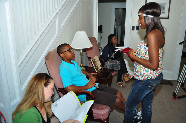 Bham Summer Film Camp '12