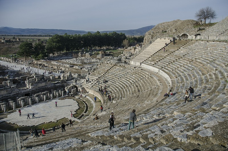 Great Theatre at Ephesus