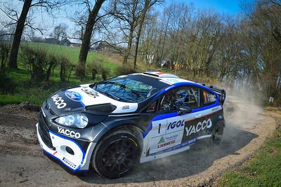 54eme Rallye du Touquet 2014