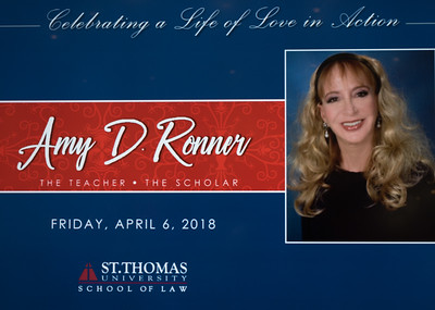 Amy Ronner's Event