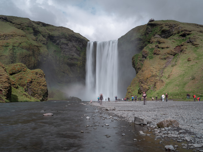 Getting Close in Iceland  Photography by Wayne Heim
