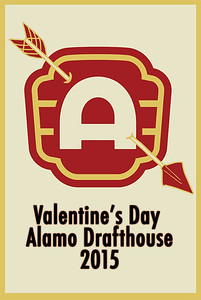 Valentine's Day at the Alamo Drafthouse