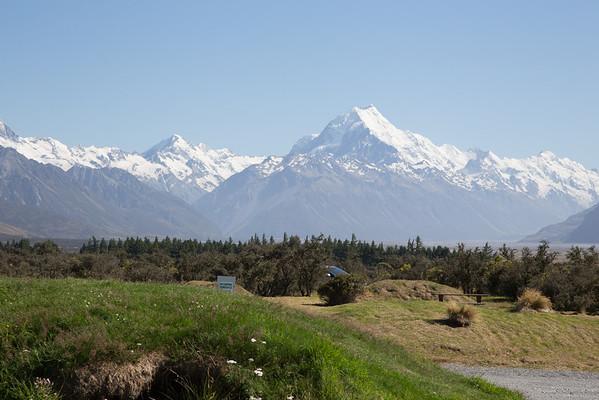 Edmund Hilary Alpine Centre - Mt Cook